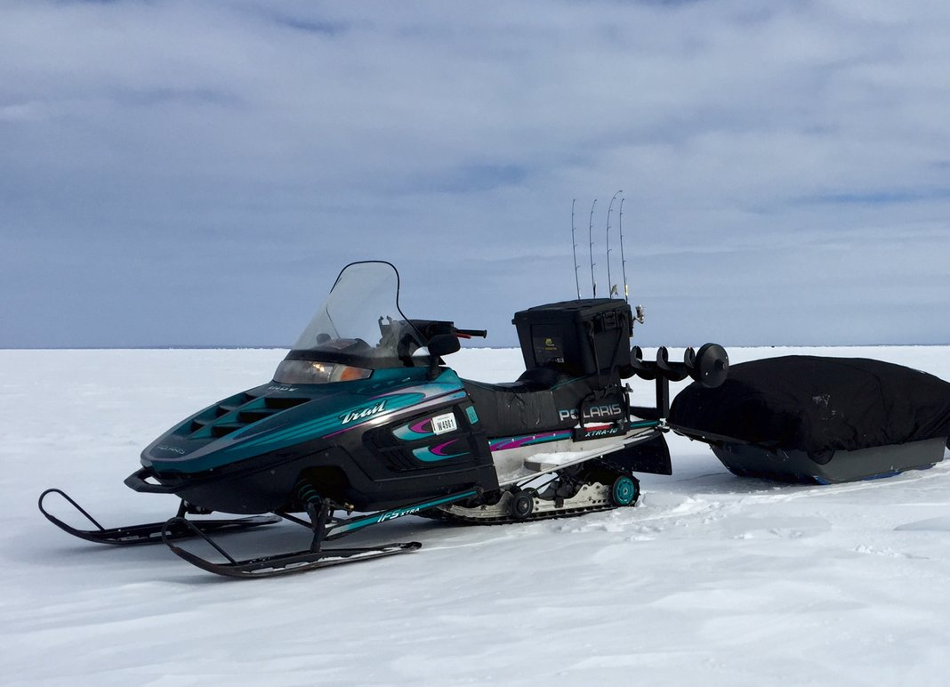 New to snowmobiles, tips?