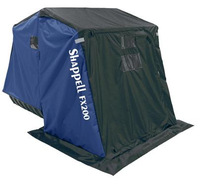 Flip over Ice shelters - which one?