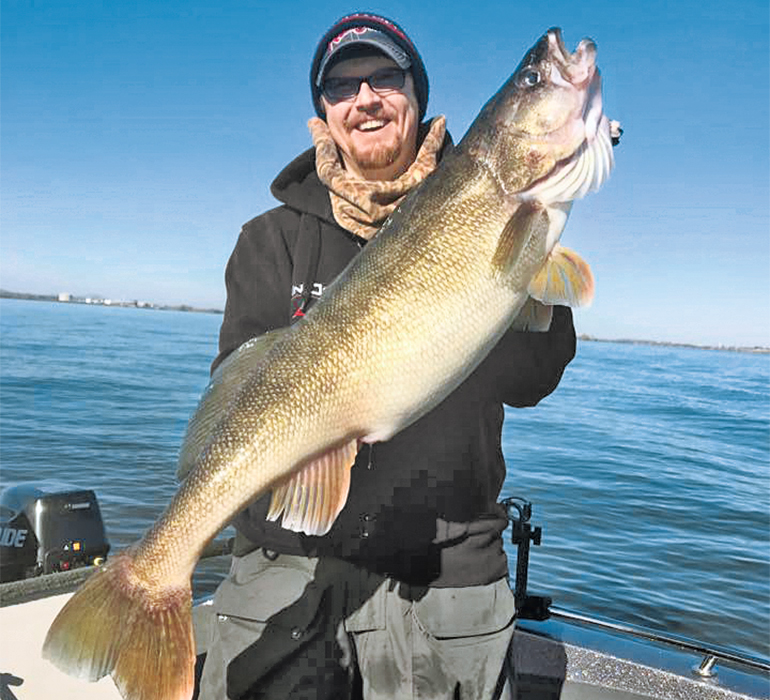 Nodak Angler - Best Locations for Giant Walleyes